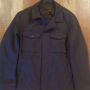 Banana Republic Men's 4 Pocket Military Jacket